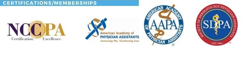 BILL STEPHENS, Certifications/Memberships
